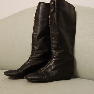 Migliorini italian leather boots